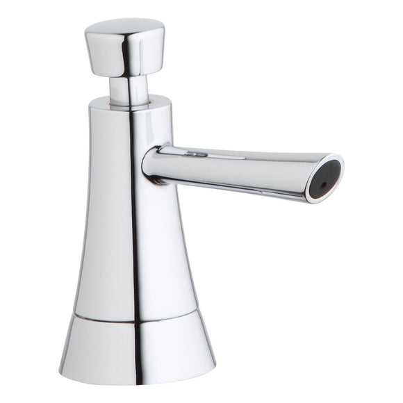 "Elkay LK320CR 2"" x 4-3/4"" x 3"" Soap / Lotion Dispenser in Chrome"