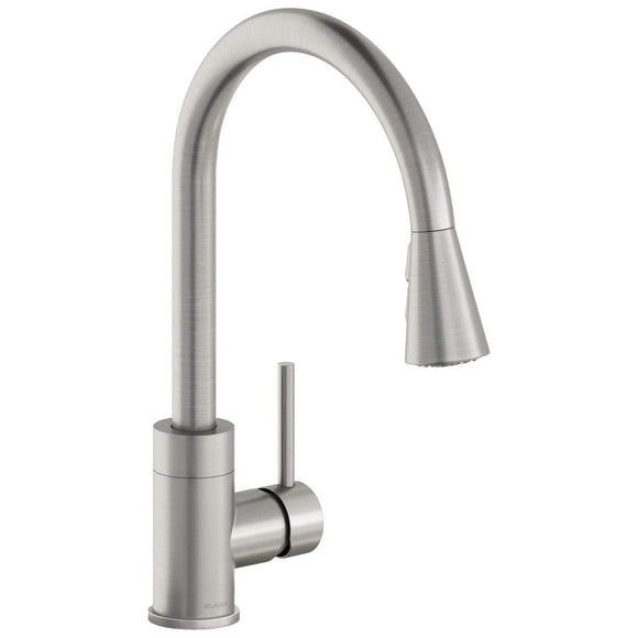 Elkay LKAV3031LS Avado Single Hole Kitchen Faucet with Pull-Down Spray