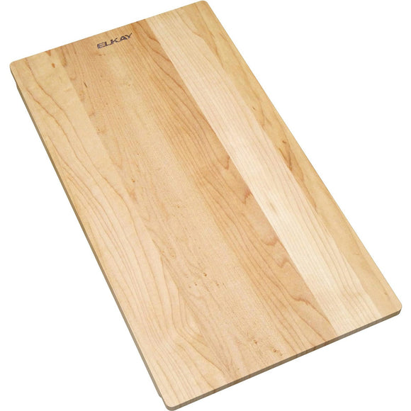 "Elkay LKCBF17HW Crosstown Hardwood 18"" x 9-3/4"" x 3/4"" Cutting Board"