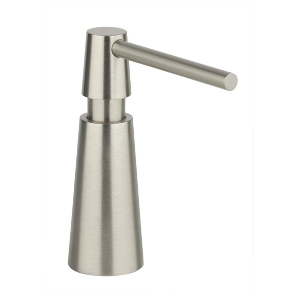 "Elkay LKHA1054NK 1-3/4"" x 5"" x 5-1/2"" Soap / Lotion Dispenser in Brushed Nickel"