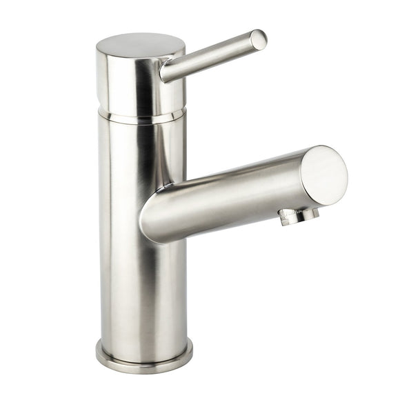Miseno MNO102BN Mia-S Single Hole Bathroom Faucet with Pop-Up Drain Assembly