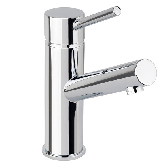 Miseno MNO102CP Mia-S Single Hole Bathroom Faucet with Pop-Up Drain Assembly