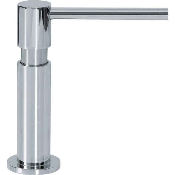 Franke SD-500 Twin Deck Mounted Soap Dispenser in Polished Chrome