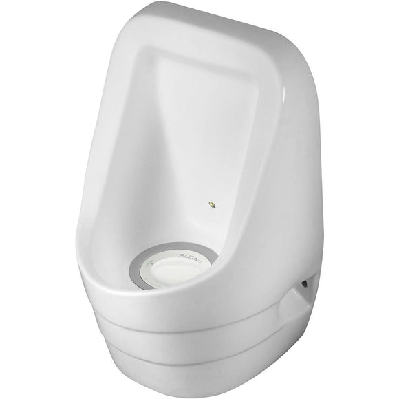 Sloan WES-4000 Waterless Carefree Urinal - White, ADA
