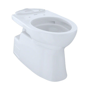 TOTO CT474CUFG#01 Vespin II Elongated Skirted Toilet Bowl, Cotton White