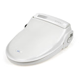 BioBidet BB-1000 Elongated White Bidet Toilet Seat, Self Cleaning, Easy Install - Bath4All