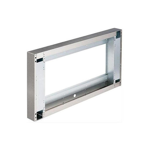 "Broan Nutone 3"" Wall Extension for 36"" Range Hood (Provides 30"" Depth) Stainless Steel"