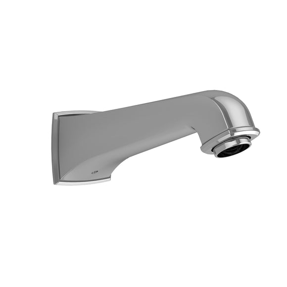 TOTO TS221E#CP Connelly Wall Tub Spout in Polished Chrome