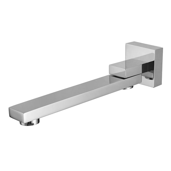 ALFI Brand AB7701-PC Polished Chrome Square Foldable Tub Spout