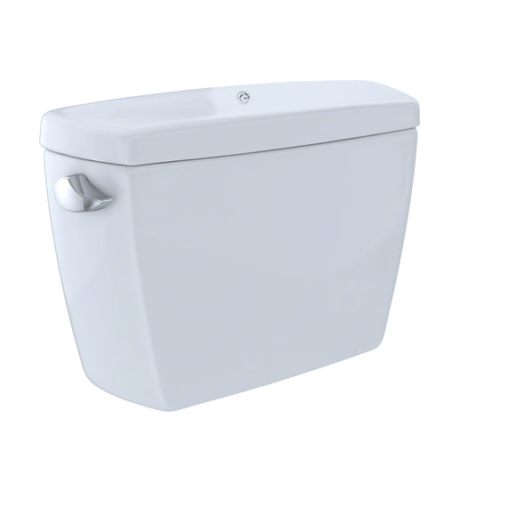 TOTO Drake G-Max 1.6 GPF Toilet Tank with Bolt Down Lid, Cotton White, SKU: ST743SB#01