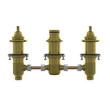 TOTO TBMT2 Three Hole Deck-Mount Roman Tub Filler Valve, SKU: TBMT2