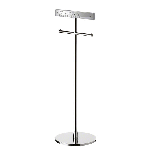 TOTO YS990#CP Neorest Remote Control Stand in Polished Chrome