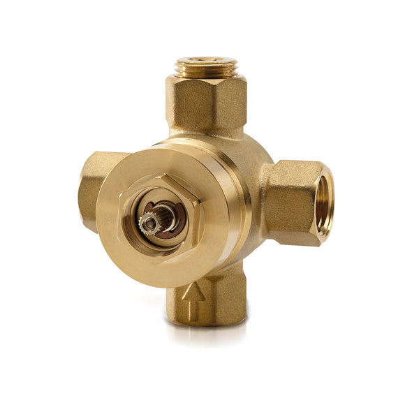 TOTO TSMV Two-Way Diverter Valve with Off, SKU: TSMV