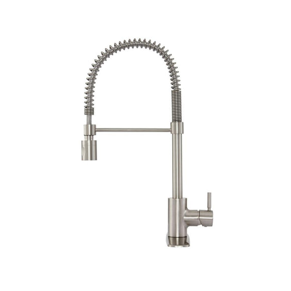 Gerber Danze DH451188SS The Foodie Pre-Rinse 1H Pull-Down Kitchen Faucet