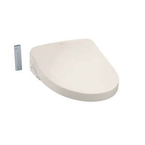 TOTO WASHLET S500E Bidet Toilet Seat with eWater+ and Lid, Elongated, Beige, SKU: SW3046#12