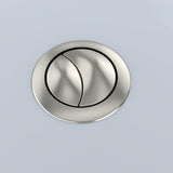 TOTO Aquia Push Button MS654 - 53Mm Spare Part - Brushed Nickel, SKU: THU340#BN