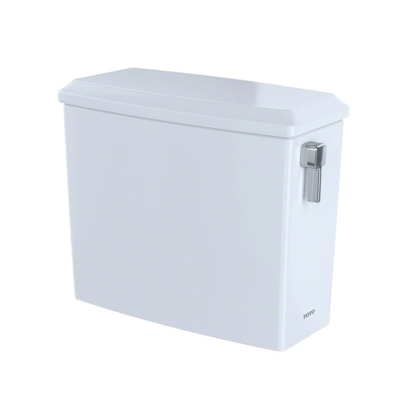 TOTO ST494MR#01 Connelly Dual-Max, Dual Flush Toilet Tank, Cotton White