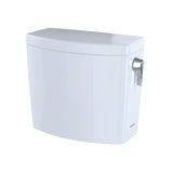 TOTO Drake II 1G and Vespin II 1G, 1.0 GPF Toilet Tank, Cotton White, SKU: ST453UR#01