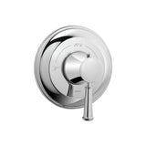 TOTO Vivian Lever Handle Thermostatic Mixing Valve Trim in Polished Chrome, SKU: TS220T#CP