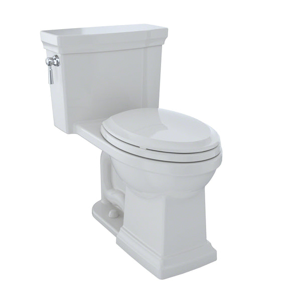 TOTO Promenade II 1G One-Piece Elongated 1.0 GPF Toilet, Colonial White, SKU: MS814224CUFG#11