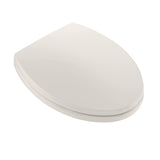 TOTO SoftClose Non Slamming, Slow Close Elongated Toilet Seat & Lid, Beige, SKU: SS114#12