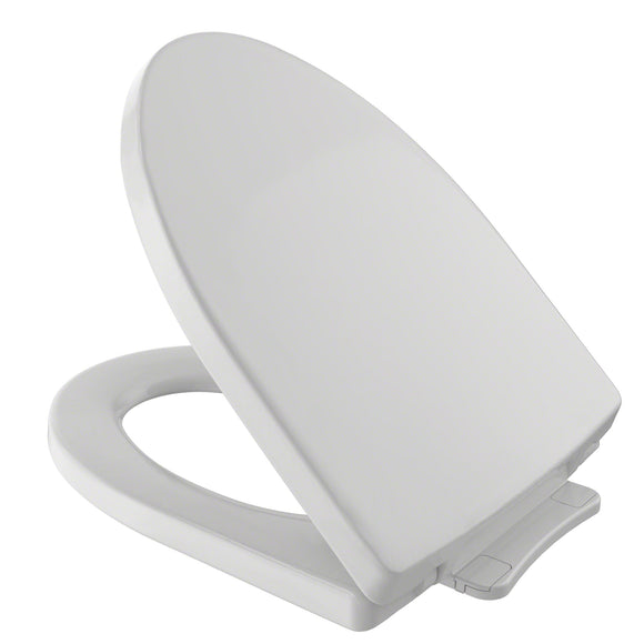 TOTO Soiree SoftClose Slow Close Toilet Seat and Lid, Colonial White, SKU: SS214#11