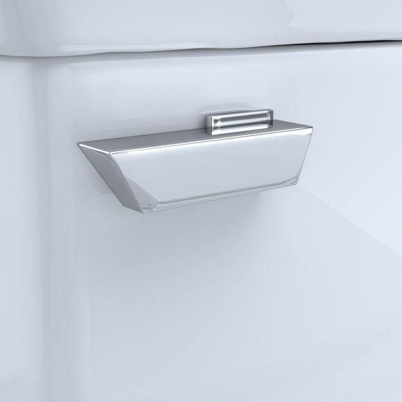 TOTO THU225#CP Trip Lever - Polished Chrome for Soiree Toilet Tank