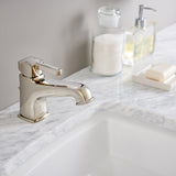 TOTO Connelly Single Handle 1.2 GPM Bathroom Sink Faucet, Brushed Nickel, SKU: TL221SD12#BN