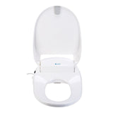 Brondell S300-RW Swash 300 Round Advanced Bidet Toilet Seat, White