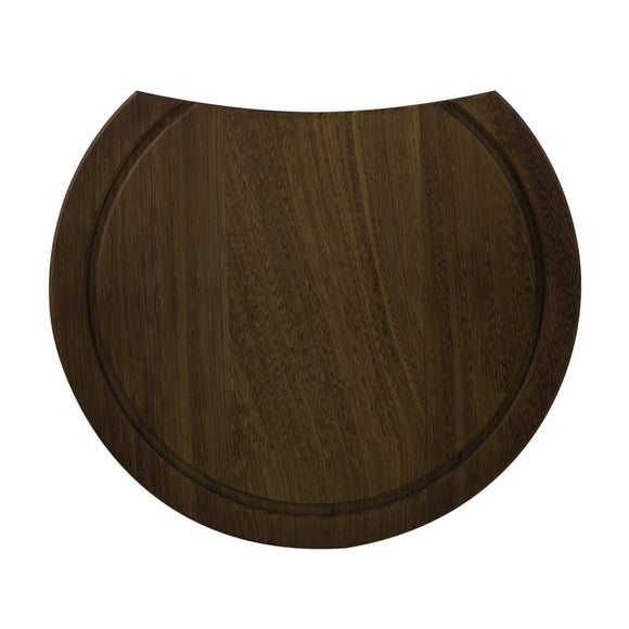 ALFI Brand AB35WCB Round Wood Cutting Board for AB1717