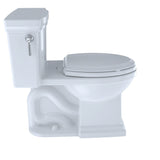 TOTO Promenade II 1G One-Piece Elongated 1.0 GPF Toilet, Cotton White, SKU: MS814224CUFG#01