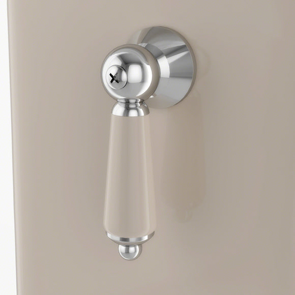 TOTO Trip Lever for Bone for Carrollton, Dartmouth, Promenade, Whitney Toilet, SKU: THU141#03