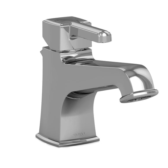 TOTO Connelly Single Handle 1.5 GPM Bathroom Sink Faucet in Polished Chrome, SKU: TL221SD#CP