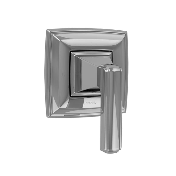 TOTO TS221DW#CP Connelly Two-Way Diverter Trim in Polished Chrome