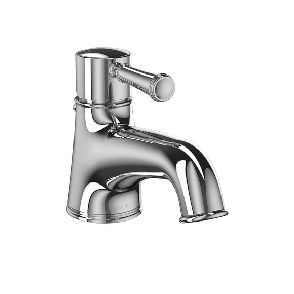 TOTO Vivian Single Handle 1.5 GPM Bathroom Sink Faucet in Polished Chrome, SKU: TL220SD#CP