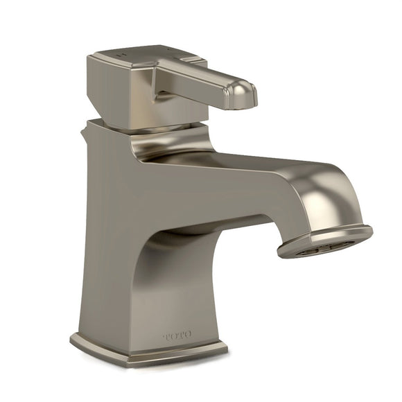 TOTO Connelly Single Handle 1.2 GPM Bathroom Sink Faucet in Brushed Nickel, SKU: TL221SD12#BN