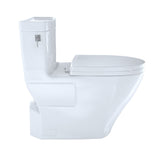 TOTO Aimes WASHLET+ One-Piece Elongated 1.28 GPF Skirted Toilet, Bone, SKU: MS626124CEFG#03