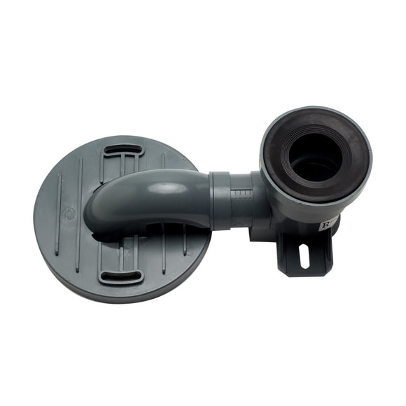 EAGO R-356TRAP Replacement PVC Toilet Trap for TB356