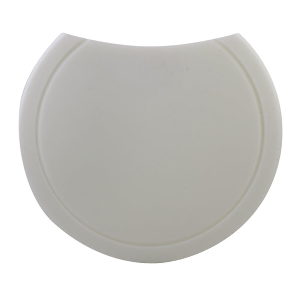 ALFI Brand AB30PCB Round Polyethylene Cutting Board for AB1717