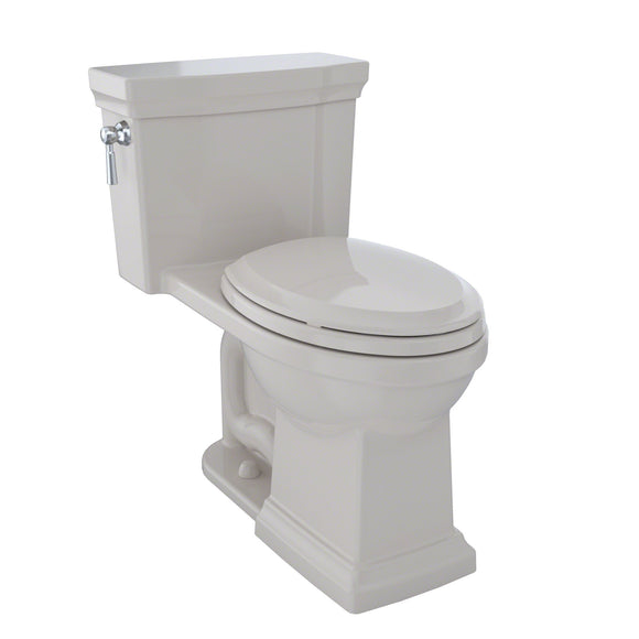 TOTO Promenade II 1G One-Piece Elongated 1.0 GPF Toilet, Sedona Beige, SKU: MS814224CUFG#12