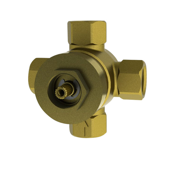 TOTO TSMXW Three-Way Diverter Valve, SKU: TSMXW