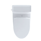 TOTO Legato WASHLET+ One-Piece Elongated 1.28 GPF Skirted Toilet, Bone, SKU: MS624124CEFG#03