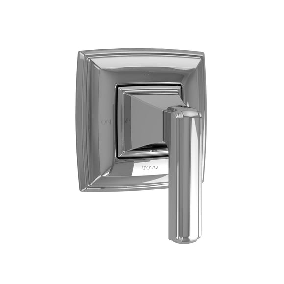 TOTO TS221C#CP Connelly Volume Control Trim in Polished Chrome