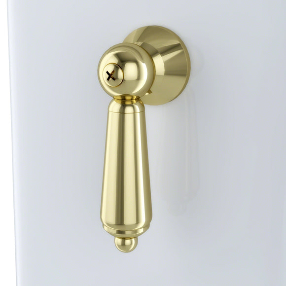 TOTO Trip Lever Polished Brass for Carrollton, Dartmouth, Promenade, Whitney, SKU: THU141#PB