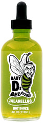 Baby Ds Bee Sting Jalahellno Hot Sauce