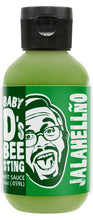 Jalahellno Sauce Baby D's Bee Sting - 2 oz.