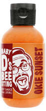 Okie Sunset Hot Sauce Baby D's Bee Sting - 2 oz.