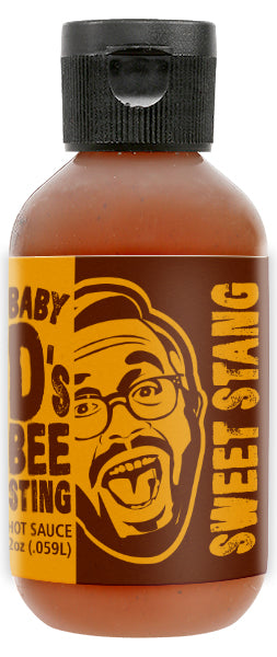 Sweet Stang Hot Sauce Baby D's Bee Sting - 2 oz.