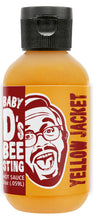 Yellow Jacket Hot Sauce Baby D's Bee Sting - 2 oz.