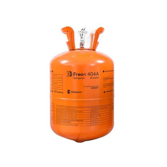 GS-HP62-10-9 | GAS REFRIGERANTE FREON R-404A 10.896 KG - REACSA